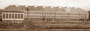 Główny gmach PSB, widok od strony zachodniej (źródło: strona internetowa PSB)