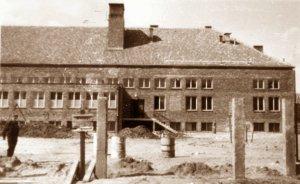 Budynek Auli, widok od strony południowej (źródło: strona internetowa PSB)