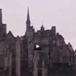 Powojenny, zniszczony Gdańsk na kolorowym filmie