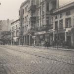 Al. Grunwaldzka na fotografii z lat II wojny