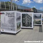 Wystawa plenerowa o historii Wrzeszcza