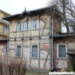 Pamiątka po willi Kronprinza, czyli podwórko z niespodzianką